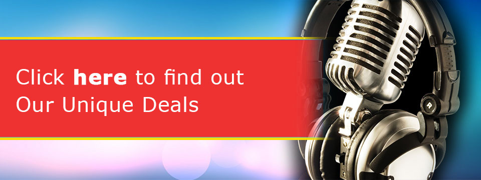 Click here to find out Our Unique Deals