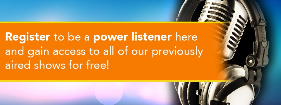 Register here to be a power listener